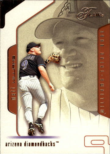Photo of 2002 Flair #74 Matt Williams