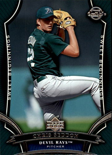 Photo of 2005 Sweet Spot #103 Chris Seddon SB RC