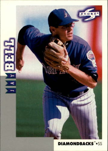 Photo of 1998 Score Rookie Traded #213 Jay Bell