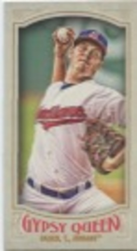 Photo of 2016 Topps Gypsy Queen Mini #269 Trevor Bauer