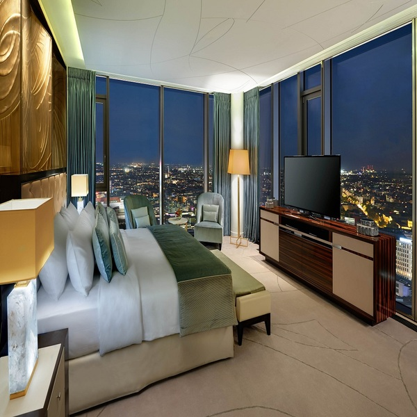 Presidential suite stay michelin starred haute cuisine for Presidential suite waldorf astoria
