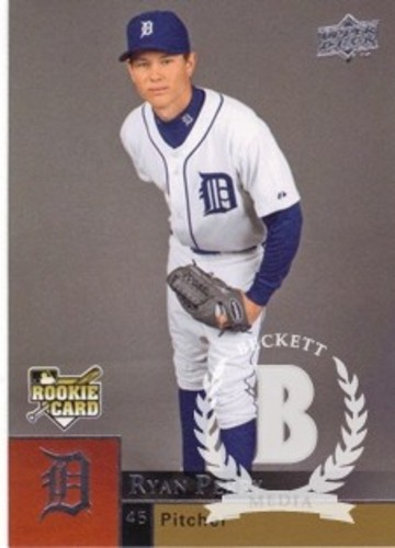 Photo of 2009 Upper Deck #1006 Ryan Perry SP RC