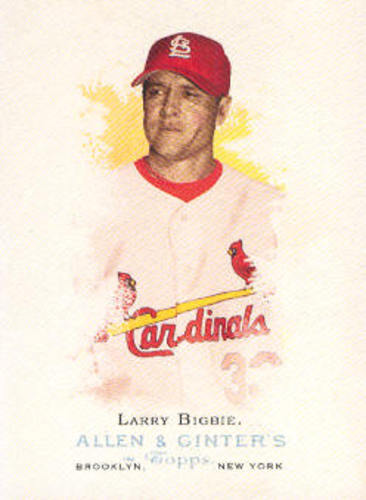 Photo of 2006 Topps Allen and Ginter #181 Larry Bigbie