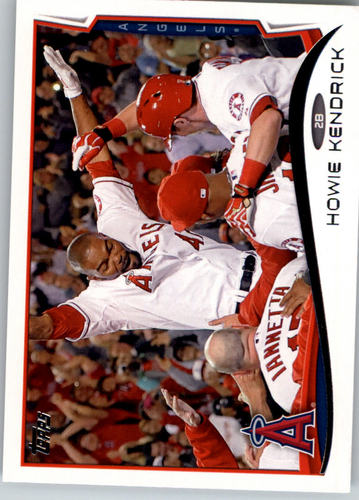 Photo of 2014 Topps #185 Howie Kendrick