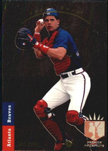 Photo of 1993 SP #281 Javier Lopez FOIL