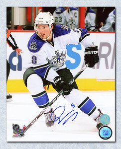 Drew Doughty Los Angeles Kings Autographed Rookie 8x10 Photo