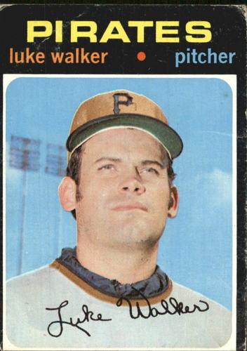 Photo of 1971 Topps #534 Luke Walker