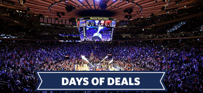 NEW YORK KNICKS BASKETBALL GAME: 1/11 KNICKS VS. INDIANA (2 SECTION 106D TICKETS)