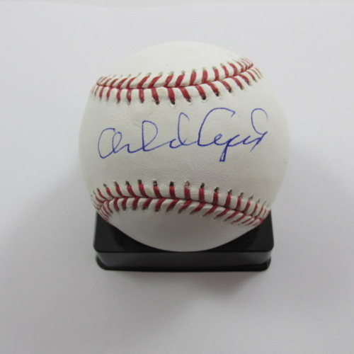 Photo of Orlando Cepeda Autographed Baseball
