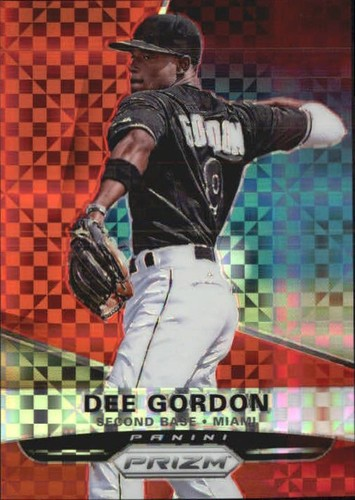 Photo of 2015 Panini Prizm Prizms Red Power #57 Dee Gordon