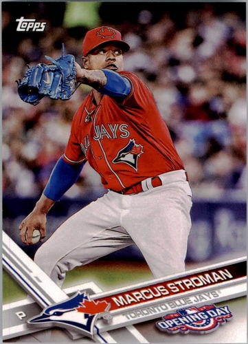 Photo of 2017 Topps Opening Day #138 Marcus Stroman