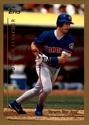 Photo of 1999 Topps #187 Darrin Fletcher