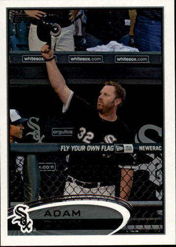 Photo of 2012 Topps #199 Adam Dunn