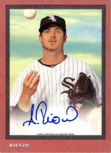 Photo of 2014 Topps Turkey Red Autographs #TRA8 Andre Rienzo/499