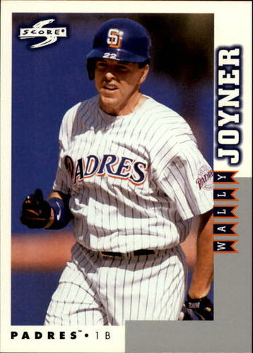 Photo of 1998 Score Rookie Traded #232 Wally Joyner