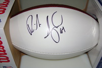 BILLS - RICHIE INCOGNITO SIGNED PANEL BALL