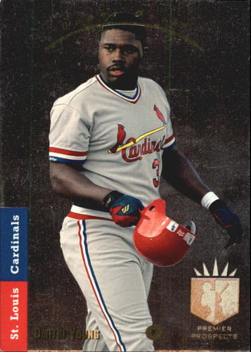 Photo of 1993 SP #290 Dmitri Young FOIL