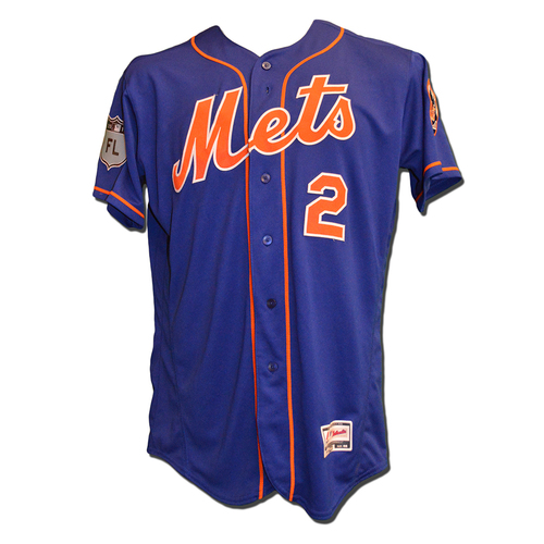 Team Issued Jersey #2 - 2017 Spring Training