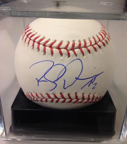 Photo of Baseball Assistance Team: Randy Winn Autographed Baseball