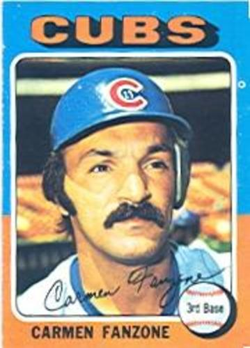 Photo of 1975 Topps #363 Carmen Fanzone