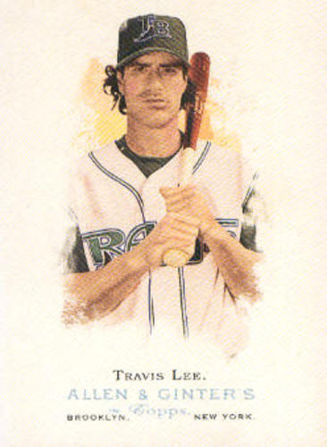 Photo of 2006 Topps Allen and Ginter #214 Travis Lee