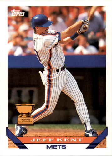 Photo of 1993 Topps #703 Jeff Kent