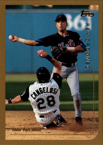 Photo of 1999 Topps #194 Rey Ordonez