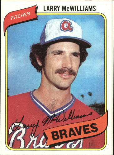 Photo of 1980 Topps #309 Larry McWilliams