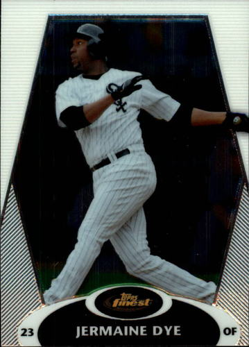 Photo of 2008 Finest #33 Jermaine Dye