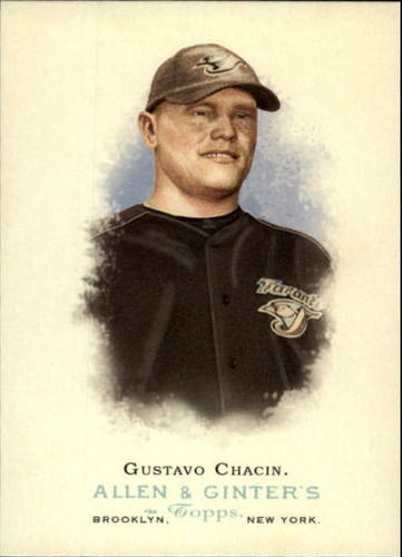 Photo of 2006 Topps Allen and Ginter #217 Gustavo Chacin
