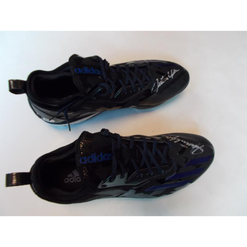 Photo of Autographed Justin  Upton Baseball Cleats