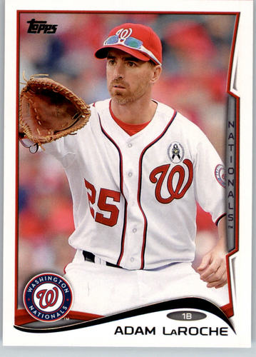 Photo of 2014 Topps #189 Adam LaRoche