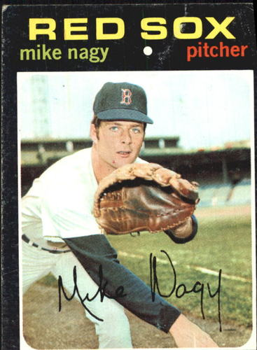 Photo of 1971 Topps #363 Mike Nagy