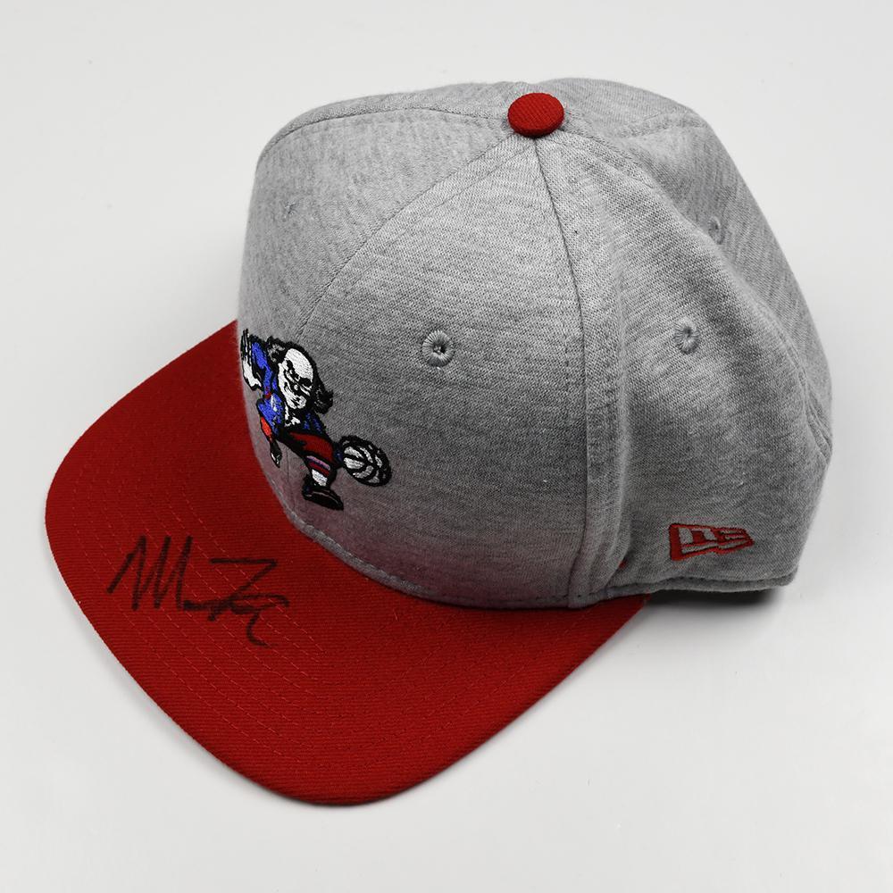 Markelle Fultz - Philadelphia 76ers - 2017 NBA Draft - Autographed Hat