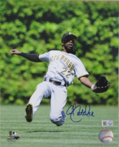 Photo of Andrew McCutchen Autographed 8x10