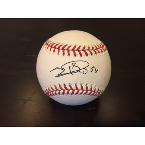 Photo of Giants Community Fund: Sergio Romo Autographed Baseball