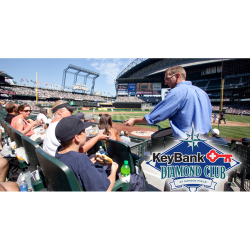 Photo of Mariners Care Charity Night: Four Diamond Club Tickets to a Game at Safeco Field