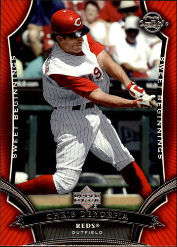 Photo of 2005 Sweet Spot #113 Chris Denorfia SB RC