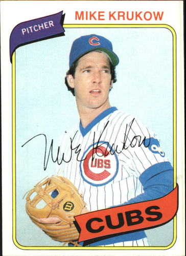 Photo of 1980 Topps #431 Mike Krukow