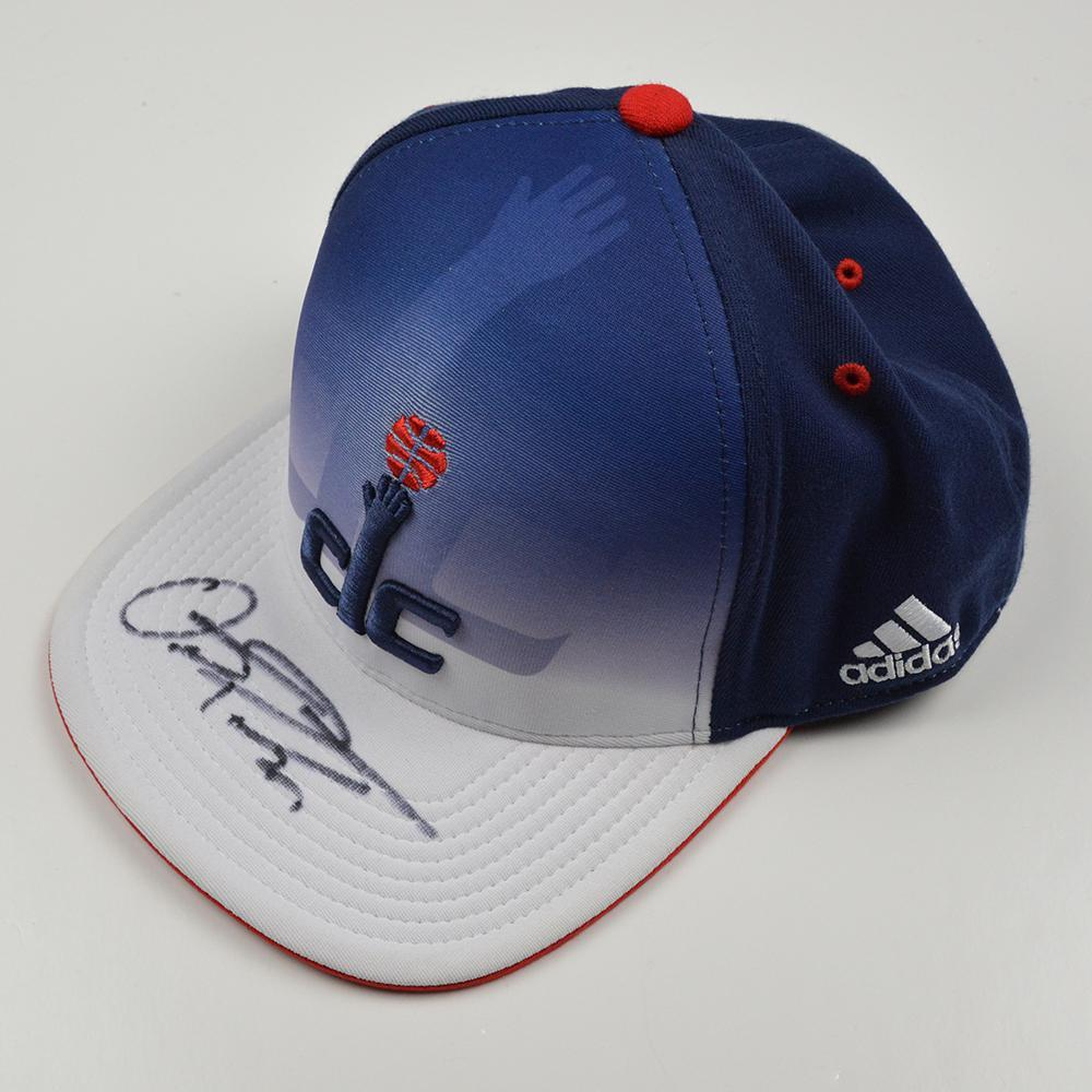 Otto Porter Jr - Washington Wizards - 2013 NBA Draft - Autographed Hat
