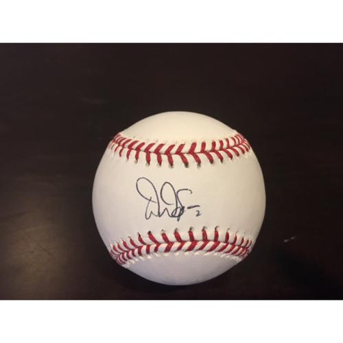 Photo of Giants Community Fund: Denard Span Autographed Baseball