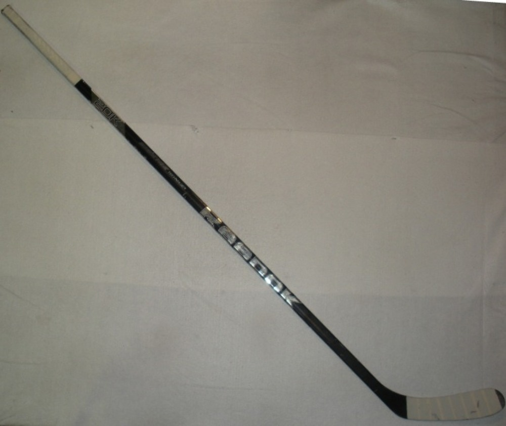 Jordan Nolan - 2014 Stadium Series - LA Kings - Game-Used Stick