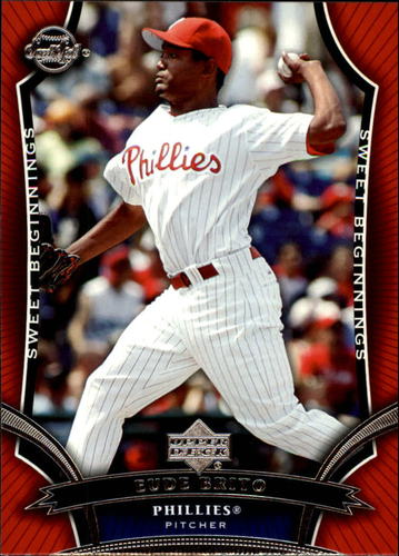 Photo of 2005 Sweet Spot #114 Eude Brito SB RC