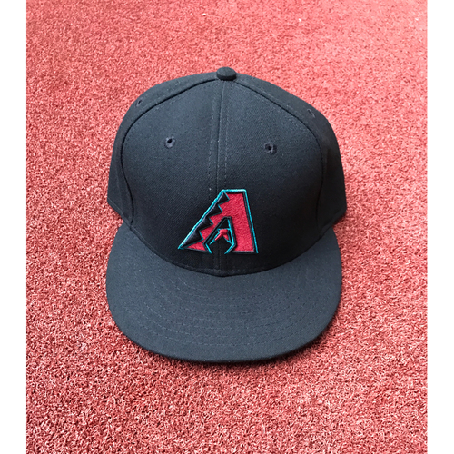 Photo of 2017 All-Star Auction: Zack Greinke Team-Issued Cap