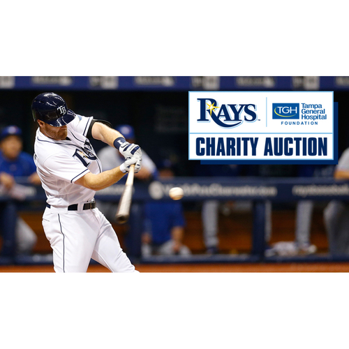 Photo of Hitting Lessons With Logan Forsythe Benefitting Tampa General Hospital Foundation and Rays Baseball Foundation