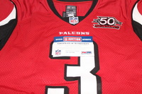 STS - FALCONS MATT BRYANT GAME WORN FALCONS JERSEY (NOVEMBER 22 2015)