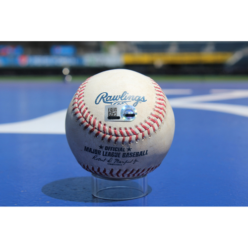 Photo of Game-Used Baseball: Eric Hosmer Home Run (7/23/17 - CWS at KC)