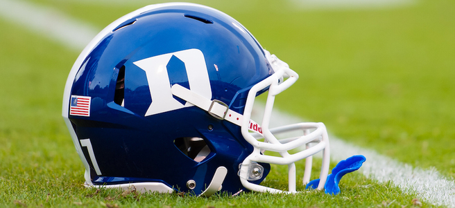 DUKE FOOTBALL GAME: 11/24 DUKE BLUE DEVILS VS. WAKE FOREST (2 CLUB TICKETS)