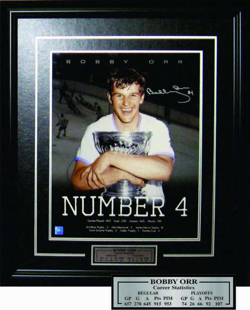 Bobby Orr Signed 16