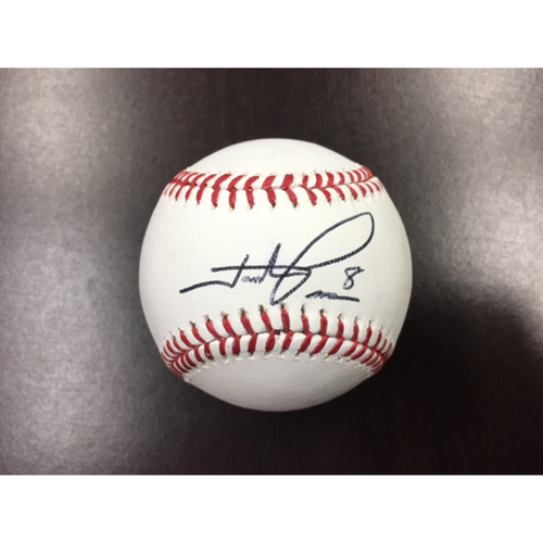 Photo of Giants End of Year Auction: Hunter Pence Autographed Baseball